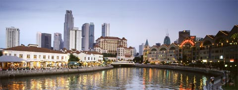 Νέα πτήση της SWISS: Ζυρίχη - Σιγκαπούρη!