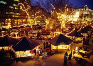 Βουδαπέστη: Γιορτινή