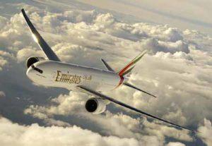 Emirates: Αεροπορική εταιρεία της χρονιάς