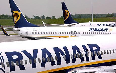 Ryanair: Hub στα Χανιά και σύνδεση με... Θεσσαλονίκη!