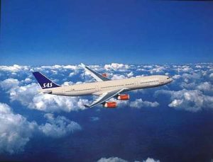 SAS: Απευθείας αεροπορική σύνδεση της Θεσσαλονίκης με Στοκχόλμη και Κοπεγχάγη