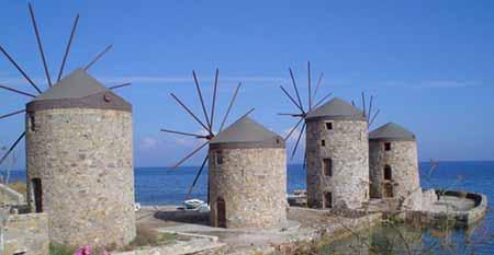 Χίος: Η μυροβόλος νήσος του Αιγαίουu03b5u03b9u03c3u03b9u03c4u03b7u03c1u03b9u03b1 u03a7u03b9u03bfu03c2