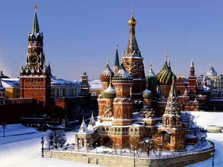 Μόσχα: Ρωσική Πρωτοπορία