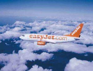 easyJet: Πτήσεις από Θεσσαλονίκη