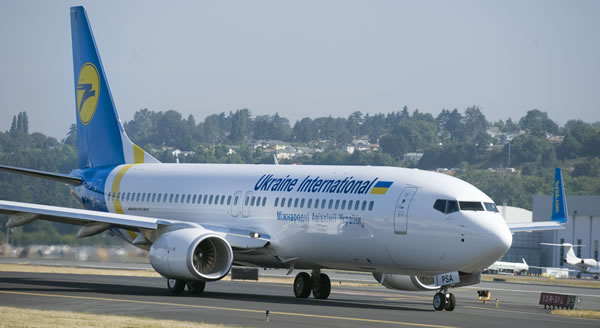 Απευθείας αεροπορική σύνδεση Θεσσαλονίκης με Κίεβο