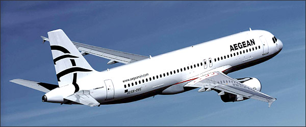 Aegean: Απευθείας πτήσεις από Θεσσαλονίκη προς Βαλκάνια!